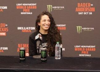Maria Henderson, Bellator 268