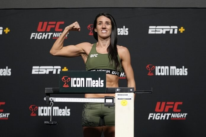 Marina Rodriguez UFC