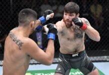 Erick Gonzalez and Jim Miller, UFC Vegas 40