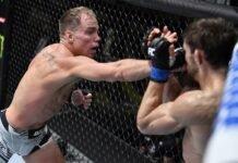 Nate Landwehr and Ludovit Klein, UFC Vegas 40