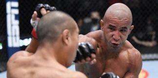 Gregory Rodrigues and Jun Yong Park, UFC Vegas 41