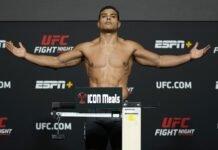 Paulo Costa, UFC Vegas 41