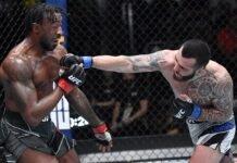 Jamie Pickett and Laureano Staropoli, UFC Vegas 41