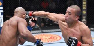 Jun Yong Park and Gregory Rodrigues, UFC Vegas 41