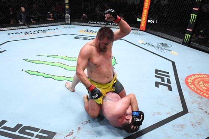 Alexander Romanov and Jared Vanderaa, UFC Vegas 39