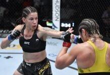 Karol Rosa and Bethe Correia, UFC Vegas 38