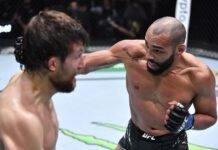 Andrew Sanchez and Bruno Silva (Blindado), UFC Vegas 40