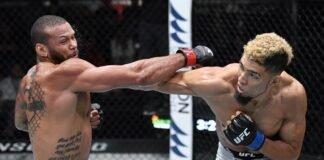 Thiago Santos and Johnny Walker, UFC Vegas 38