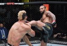 Johnny Walker and Thiago Santos, UFC Vegas 38