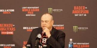 Scott Coker, Bellator 268